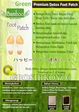 Koyo Kaki Bamboo Green