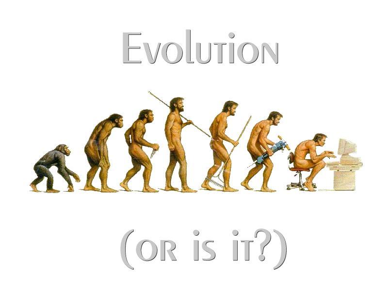 Are we still evolving