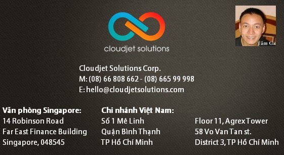 Cloudjet Solutions
