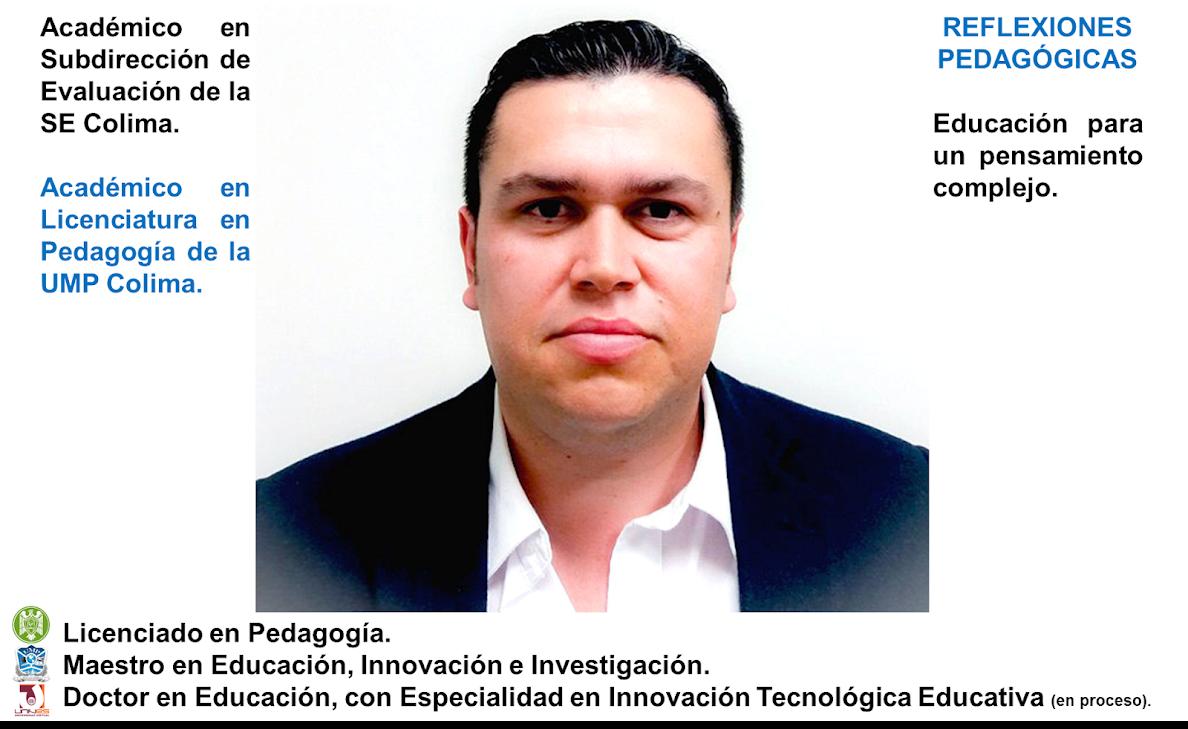 Prof. Ramón Solórzano.
