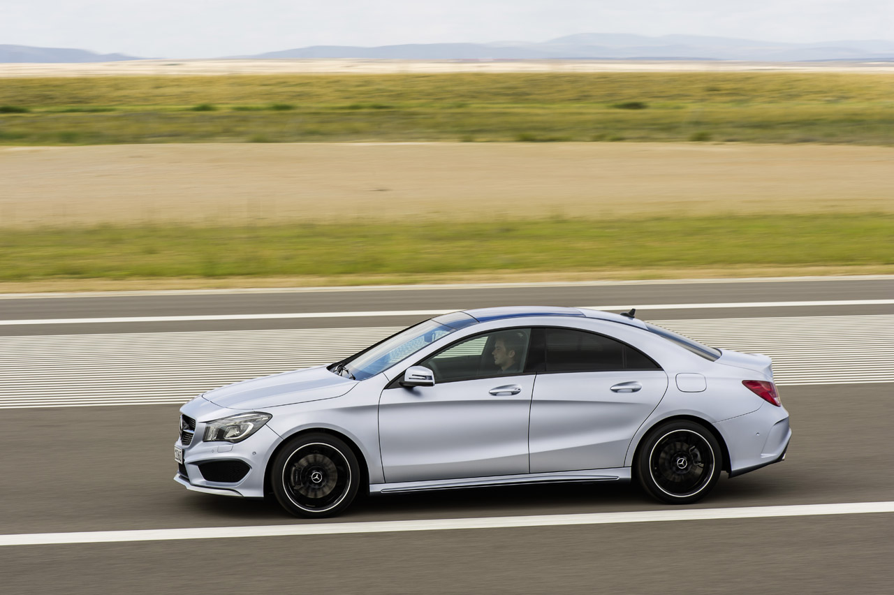 2014 Mercedes Benz CLA 250