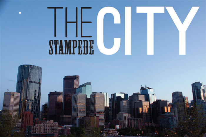 Terra Pope - Calgary, The Stampede city