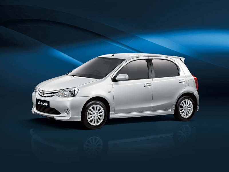 Toyota Liva Diesel Car Price In India