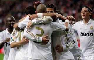 Ver Real Madrid vs. Málaga EN VIVO 18 Marzo 2012