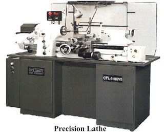 Precision Lathe