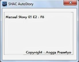 Auto Story v.6098 by SHAC