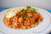 Resep Cara Membuat Nasi goreng Pedas