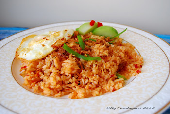 Resep Cara Membuat Nasi Goreng Pedas Spesial