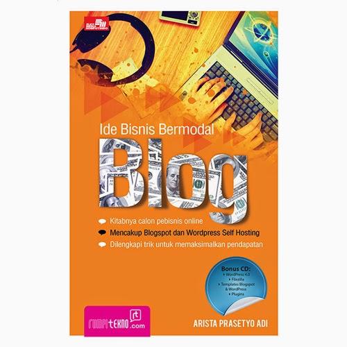 Buku Ide Bisnis Bermodal Blog