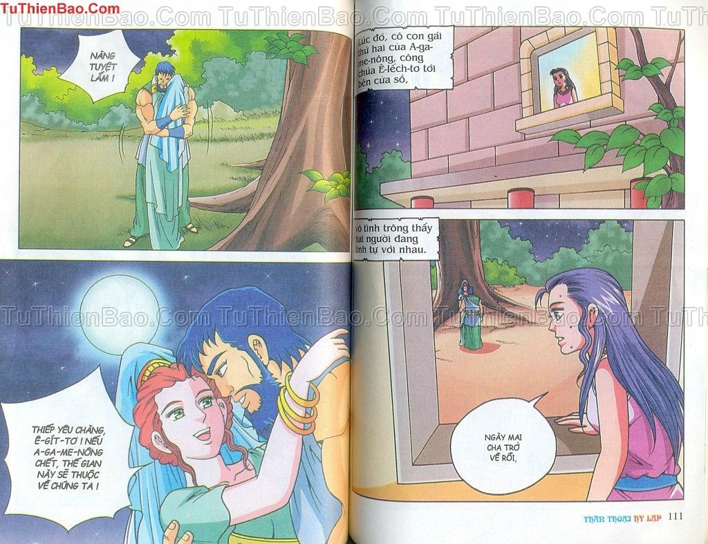 Thần thoại Hy Lạp Chapter 14 - Trang 54