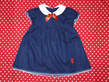 cute baby sailor dress