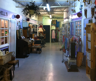 Wood Street market interior