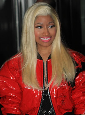 Nicki Minaj Blonde Hair Girl Games Wallpaper Coloring Pages Cartoon Cake Princess Logo 2013
