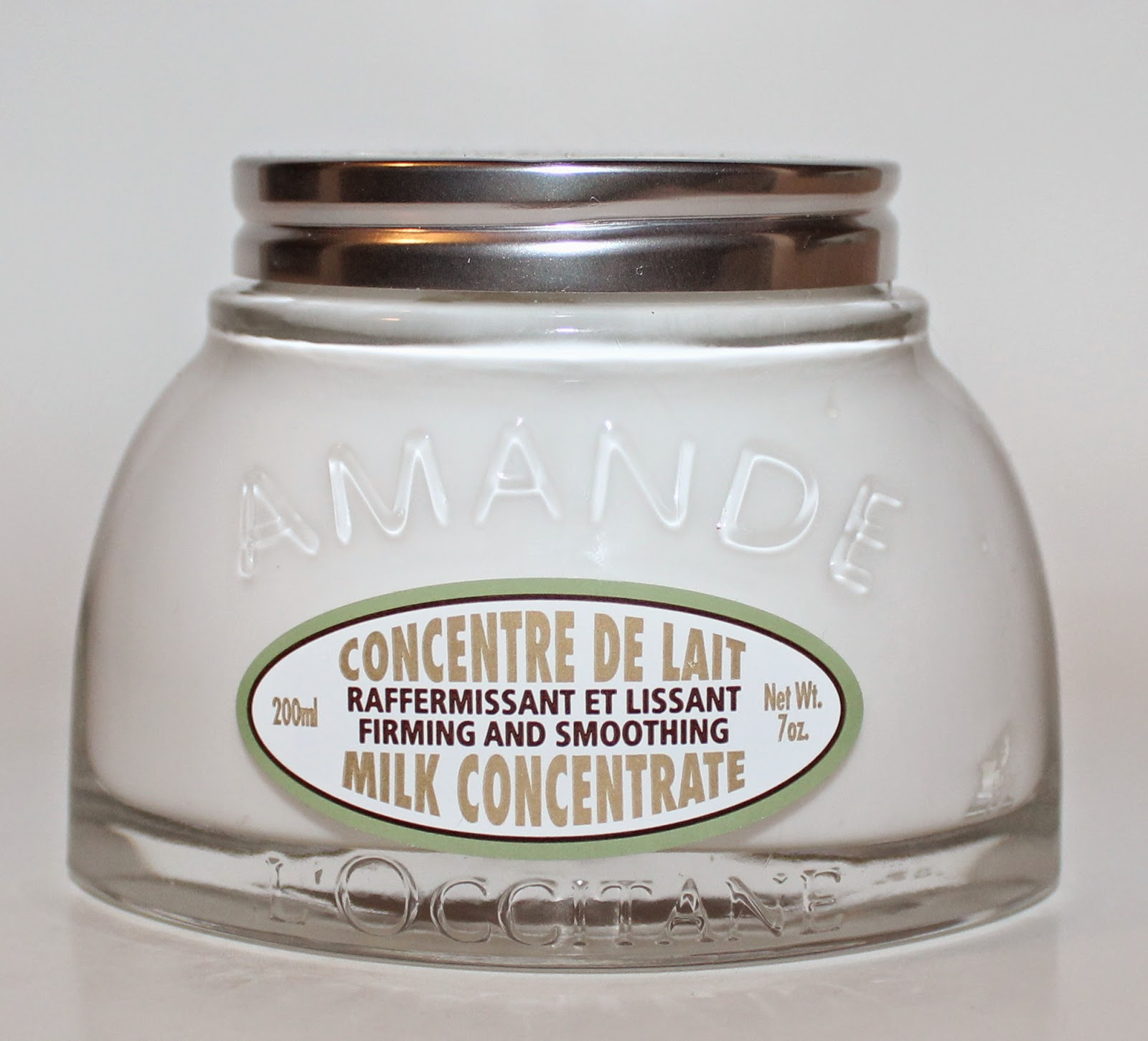 L'Occitane Amande Firming & Smoothing Milk Concentrate