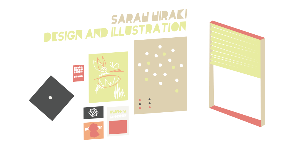 Sarah Hiraki Design & Illustration