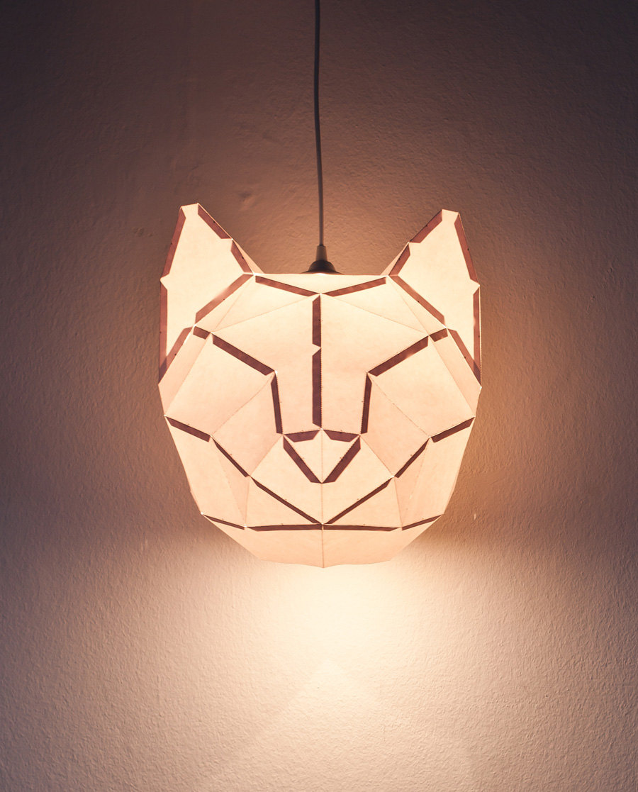 Vida 39 s think tank the artists behind upcycled lamp shades on etsy and how to make your own - Lamp shades diy ...