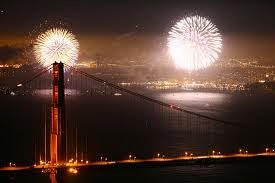 fireworks san franciso style
