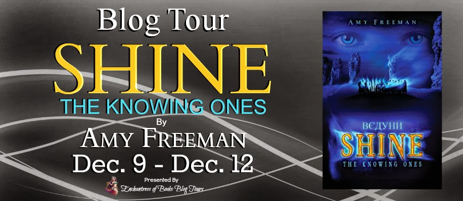 Shine: The Knowing Ones Blog Tour
