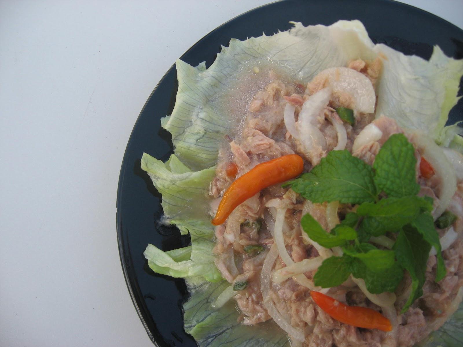 Modern thai food tuna salad forumfinder Gallery