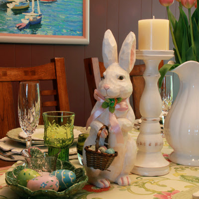 Have recipes will cook happy easter for Home goods easter decorations