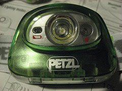 petzl tikka plus headlamp murah