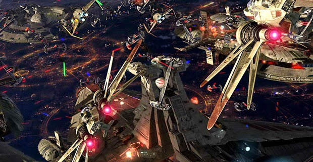 Star Wars 7 Galaxy in Conflict