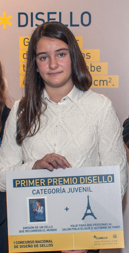 Minerva García. Concurso Disello
