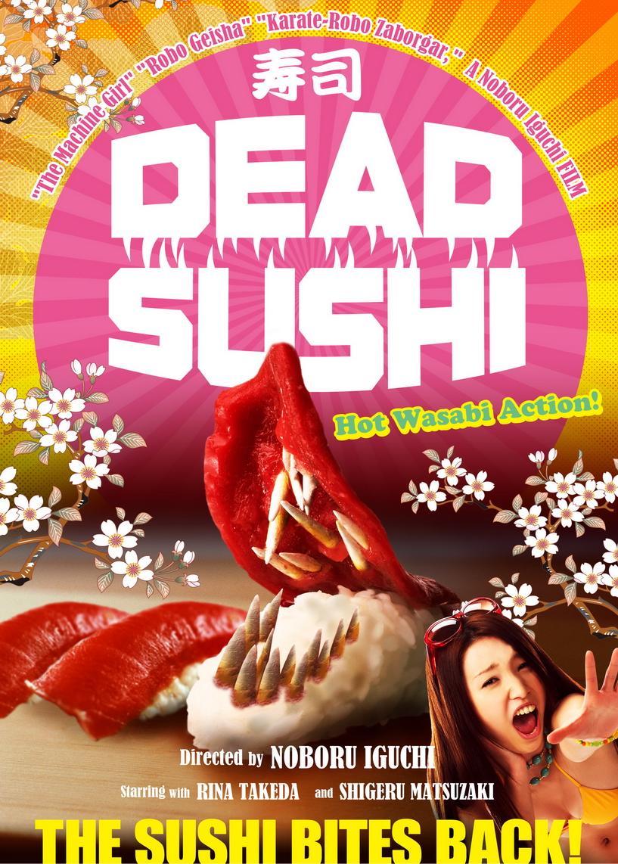 Dead Sushi (2012)