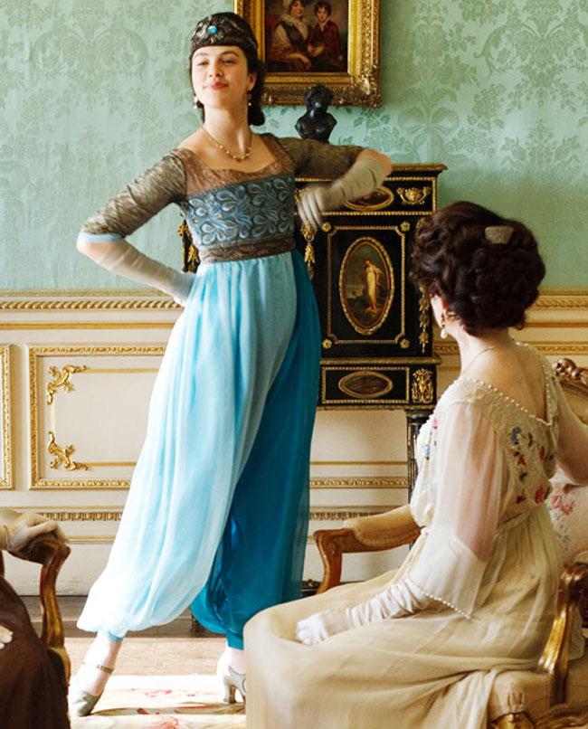 Souvent Les livres de zélie : [Downton Abbey]Mon Marathon CR26