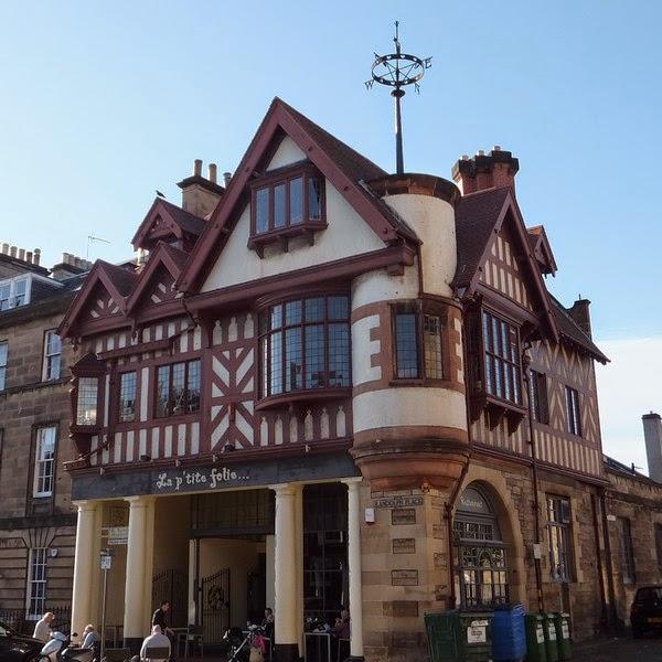 édimbourg edinburgh scotland écosse new town