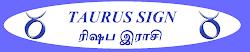 TAURUS SIGN - RISHABA RASI