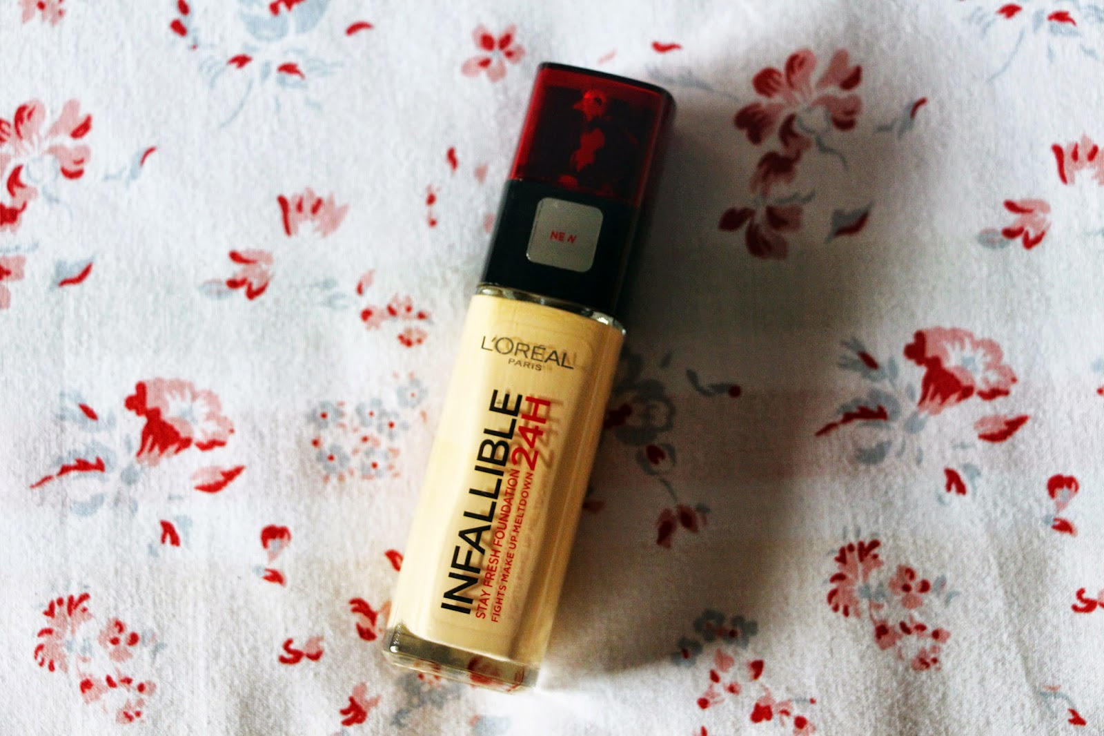 L'oreal Paris Infallible Stay Fresh Foundation Review