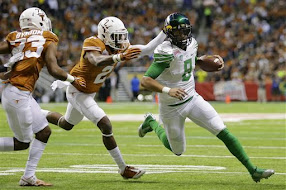 Oregon 30  Texas 7