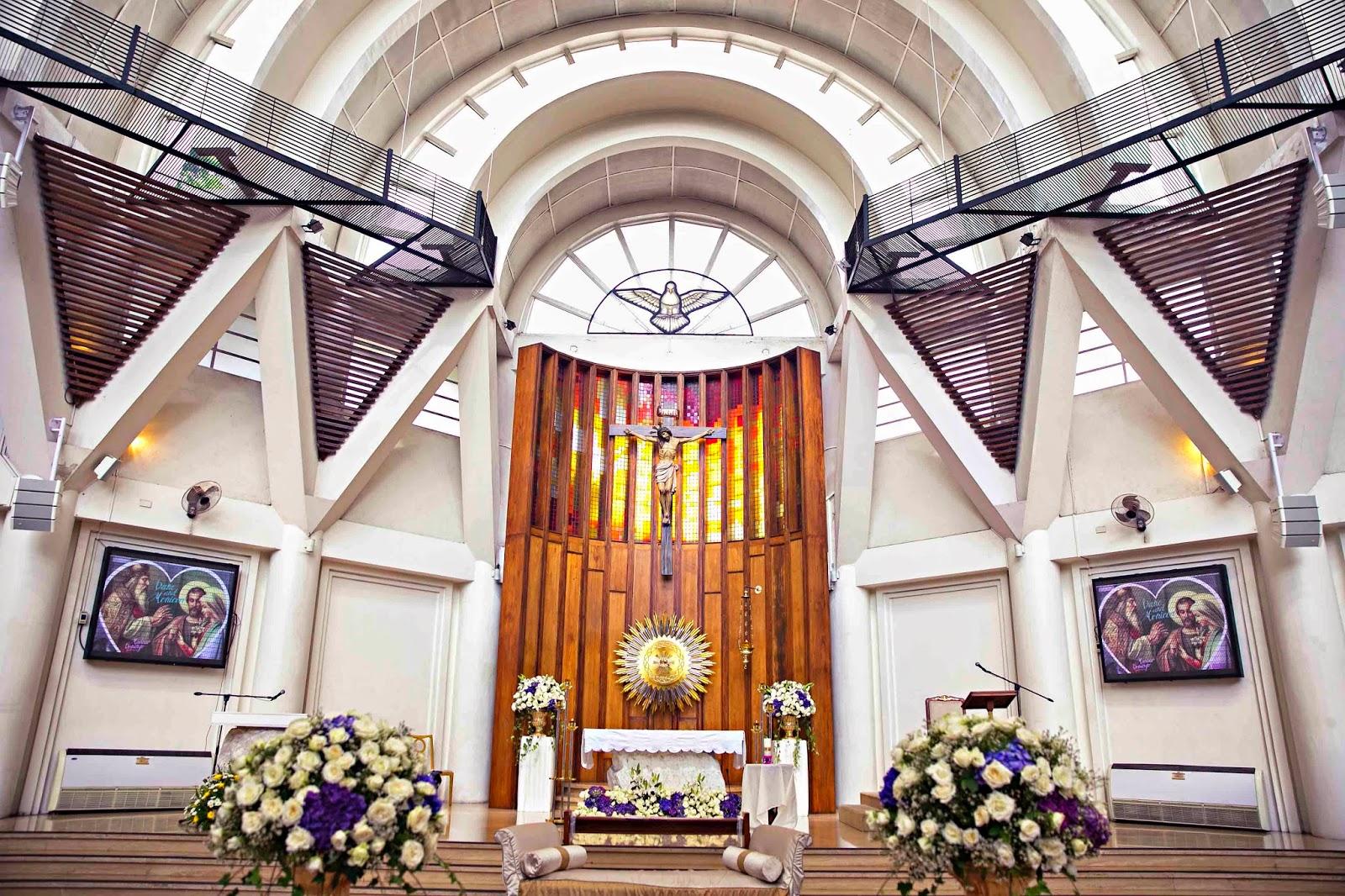 Magallanes Church interior