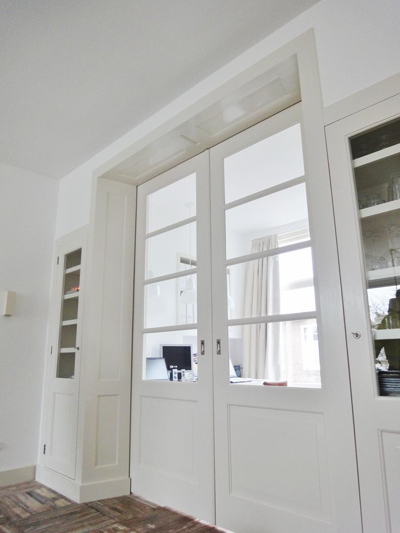 Interieurbouw: Kamer en-suite in moderne ruimtes