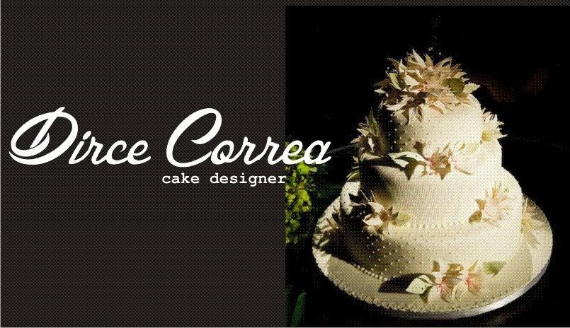 dirce correa cake designer