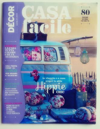 Casa Facile Decor lipiec 2014 Fai da te czyli pomysły na DIY