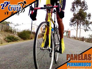 Ciclista filho de Cruzes divulga Maratona para ciclistas