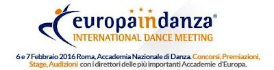 eventi, danza, balletto, audizioni, stage