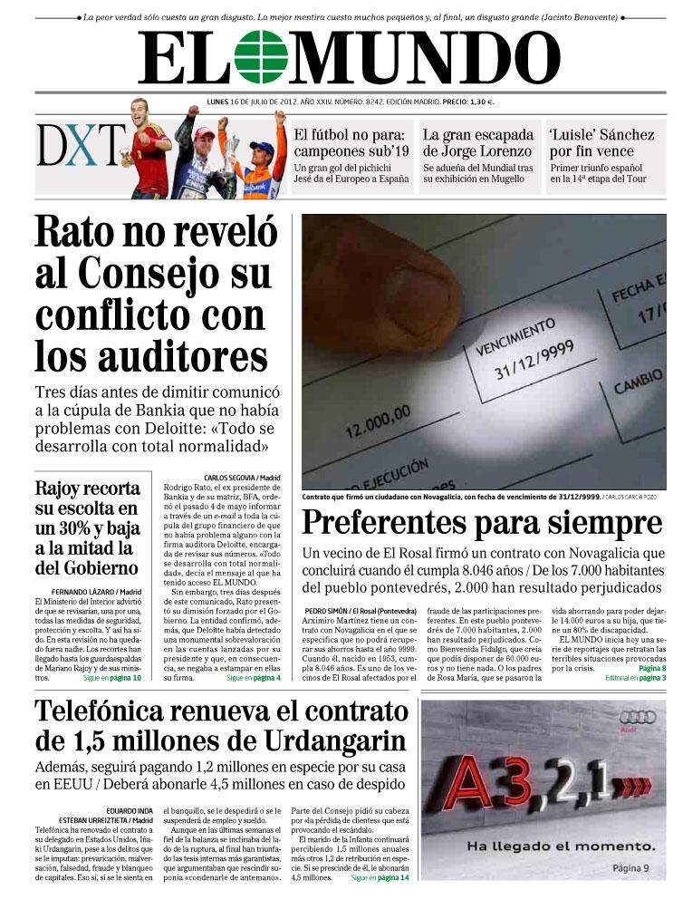 Encajabaja dise o period stico prensa pase de p gina for Paginas de chimentos argentina