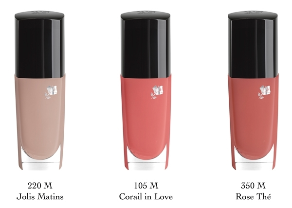Новая линейка губных помад  Rouge in Love и лаков для ногтей Vernis in Love от Lancome фото 11