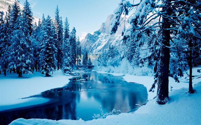 Hình nền mùa đông đẹp nhất cho máy tính
