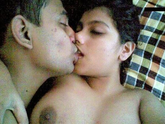 Desi Newly Married Couples Honeymoon Pics