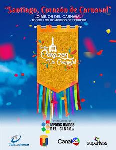 """""""Santiago, Corazón de Carnaval"""""""