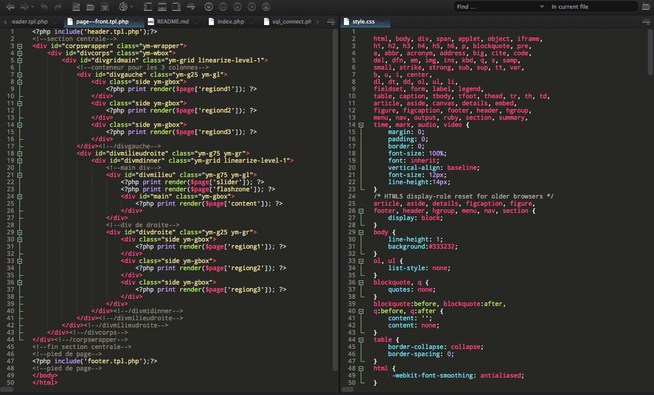 Monokai (l'authentique) pour Komodo Edit, A Unix Mind In A Windows World