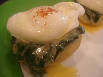 Kitchen In Brooklyn: Sasha's Kitchen: New Orleans Style Eggs Sardou