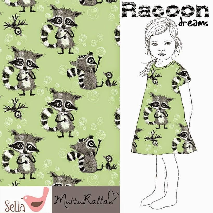 Racoon Dreams