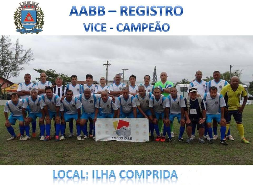 AABB - VICE CAMPEÃO