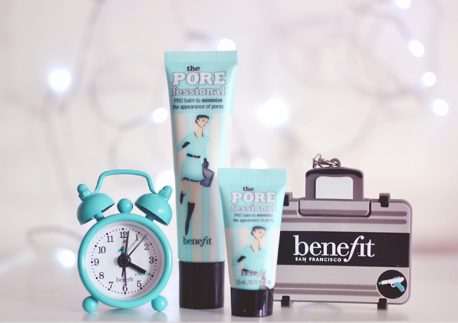 poreoclock, benefit pro balm, how to minimize pores, pore minimizer
