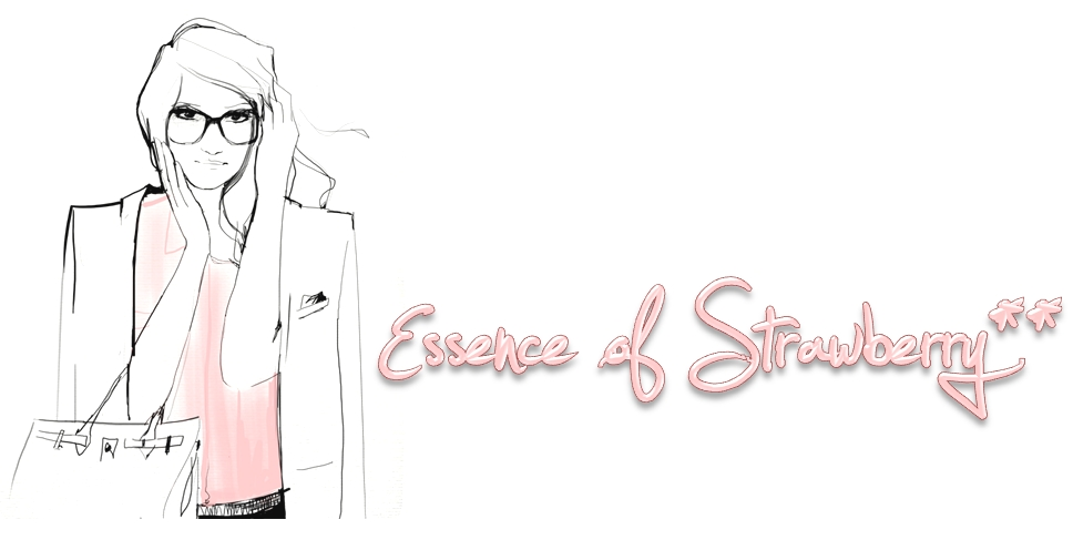 Essence of Strawberry**